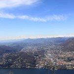 View over Como