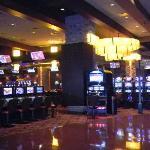 nice casino area