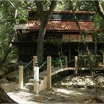 Frank Lloyd Wright Inspired yoga center