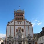 Die Basilika St. Matthias in Trier