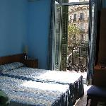 room#1, double bed room with bathroom