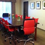 Business conference center & board room.  Your business ideas start here.