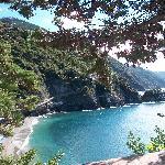 incredible Ligurian Sea coast