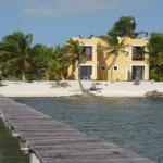 Casa Carolina - view from dock