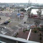 vue de l'hotel
