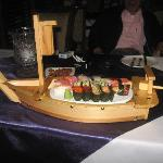 2Fのレストランの寿司