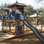 Larger playground