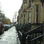 Belhaven Terrace, Street view