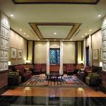 廊下脇の休憩スペース(1)