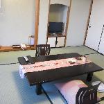 Tatami guest room