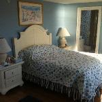 Master Bedroom in 2 Bedroom Deluxe