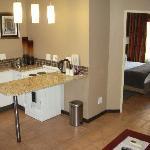 Lounge/Kitchenette