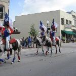 Brenham Fair Parade