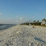 Lovely Naples beach