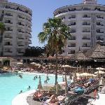 hotel waikiki  et sa belle piscine