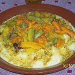 couscous marocain maison