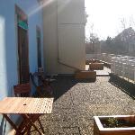 Terrasse chambre (arrière)