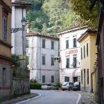 Corona Hotel Ristorante - road side