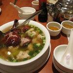 duck wonton soup