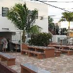 Summerland Suites Fort Lauderdale - BBQ area