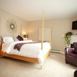 The Amethyst Room, Cranford Inn Bed and Breakfast, Charlottetown , PEI