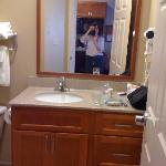 Room 209 Bathroom Sink Nov 2010