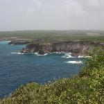 Les côtes Guadeloupéennes