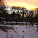 L'hiver à la Ferme des Soleils
