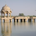 Gadisar Lake- Jaisalmer