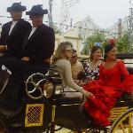Impressionen von der Feria - Kutschen