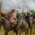 eine Woche Feria- Pferdemesse
