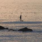 andando por el mar
