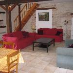 La Maison - living room