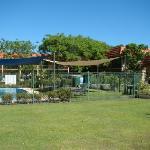 units and pool