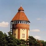 Panoramacafe im Wasserturm