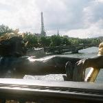 Pont Alexandre III - Nymphs of the Seine