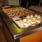 Buffet des desserts- un régal