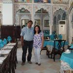 amazing dining hall