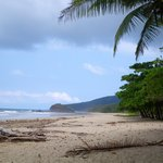 Playa Grande in November (after storms)