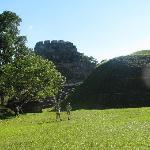 pyramid at Xantanutich (?)
