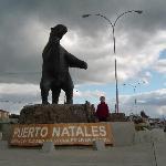 Puerto Natales e o Milodon