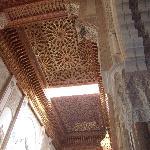 Toit ouvrant de la mosquée