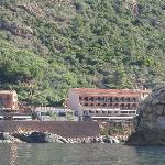 Hotel Les Flots Bleus Foto