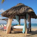 cabana for rent