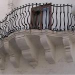 Il balcone seicentesco