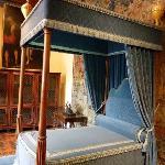 One room inside castle