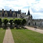 Castle view - side
