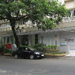 Regency Hotel entrance