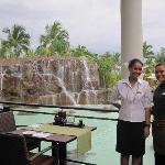 "Restaurant "" Court Water"" asian food"