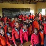Masai-Schulklasse